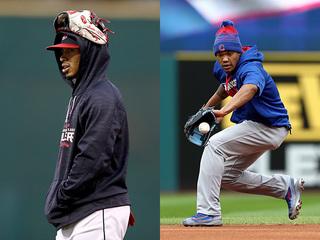 Indians, Cubs meet for World Series