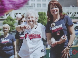 104-year-old Tribe fan: 'Win one before I die!'