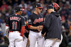 Indians fall to Cubs in Game 2