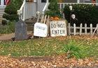 Uniontown Halloween decorations battle escalates