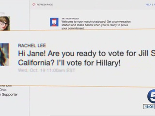 """Vote swapping"" sites target Ohio voters"