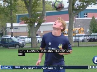 Student Athlete of the Week: Stephen Milhoan