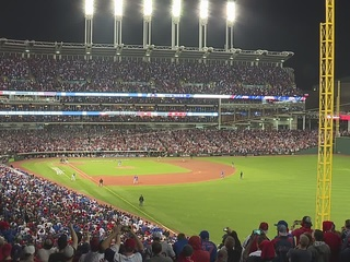What's the take-away for Cleveland Indians fans?