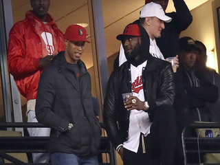 LeBron to Indians: 'We're very proud of you'