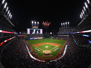 Indians fall to Cubs in close World Series