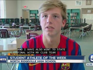 Athlete of the Week: Zach Schwartz