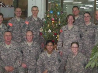 Ohio group collects Trees for Troops
