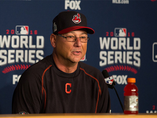 Terry Francona named AL manager of the year