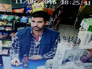 Police look for man who used stolen credit card
