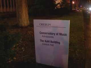 Oberlin professor targeted with hate crime
