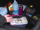 10 items to carry in your car this winter
