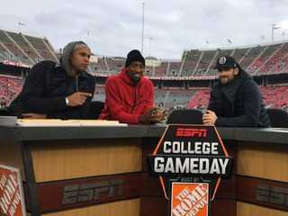 Cavaliers take to social media to cheer Buckeyes