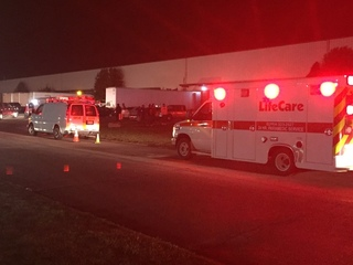 Forklifts caused CO fumes at Elyria plant