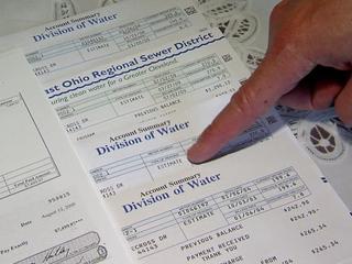 Water customers lose homes over water bills