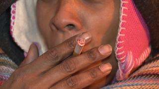 CLE residents talk on public housing smoking ban