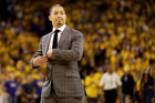 Tyronn Lue wins Coach of the Month honors