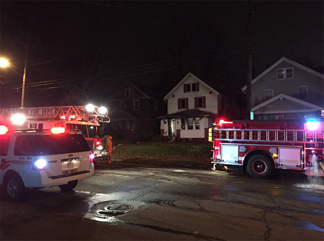 Overnight house fire in Ohio kills 2 adults, 2 children