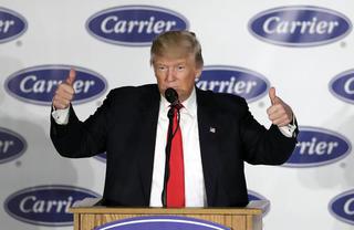 Donald Trump, the deal maker