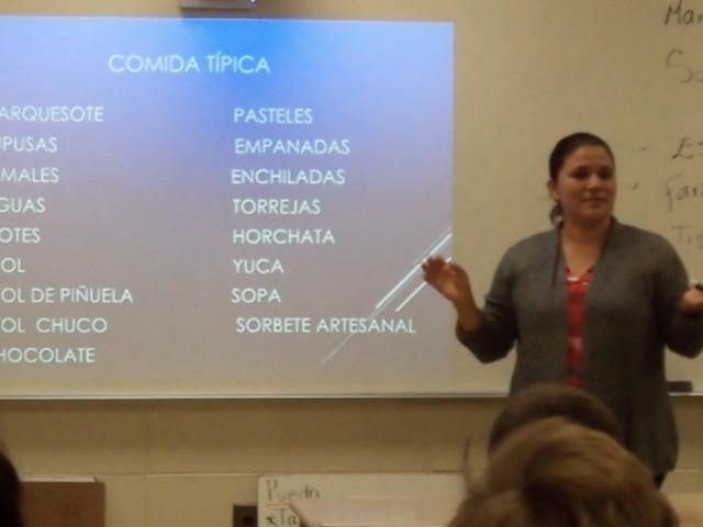 El Salvador teachers come to Strongsville