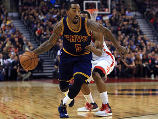 J.R. Smith out for game against Knicks