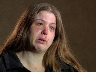 Woman describes scramble to survive Akron fire