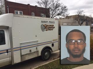 Cops look for suspect in barbershop shooting