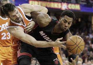 Cavaliers top Heat 114-84