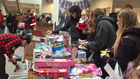 Foster children graced with holiday gifts