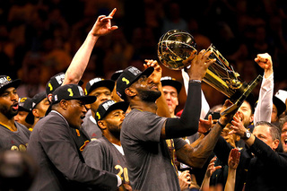 Ohio's top story of the year? Cavs championship