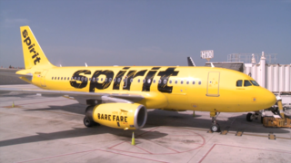 Bus That Replaced a Spirit Flight to Cleveland Broke Down