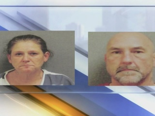 Husband and wife burglarize Geauga County homes
