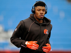 Browns' Coleman not indicted in Dec. 31 incident