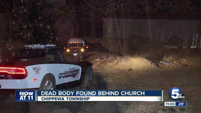 Body found in Chippewa Township