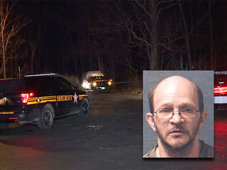 Suspect charged in murder of man found in woods
