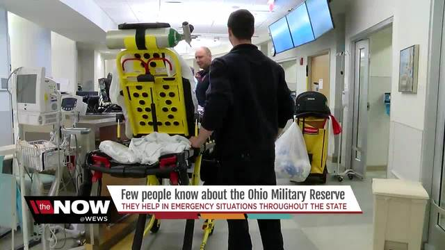 A look at the Ohio Military Reserve