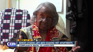 Water woes plague 95-year-old resident