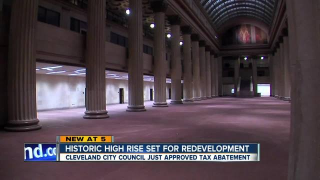 Downtown high rise redevelopment clears hurdle