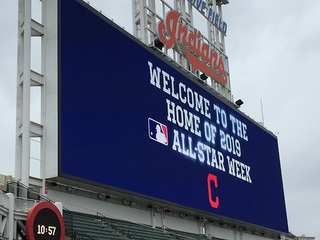It's official! Indians to host '19 All-Star Game