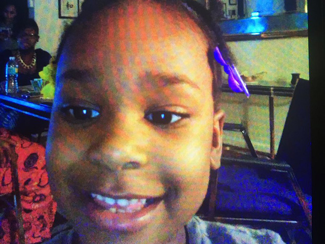 Amber Alert issued for abducted OH  girl