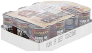 Evanger's recalls dog food