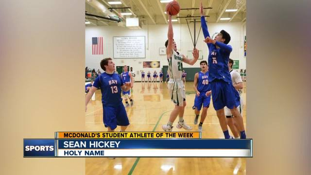 Student Athlete of the Week- Sean Hickey