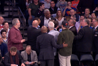 Charles Oakley to attend Cavs-Knicks game