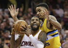 Cavaliers beat Nuggets 125-109