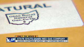 State shuts down gas company, families in limbo