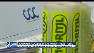 Ohio's opens first cannabis college