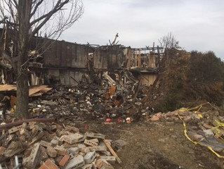 60 gas leaks found after apartment explosion