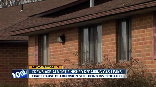 60 gas leaks found after Medina apartment explosion