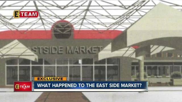 What-s the deal with the East Side Market-