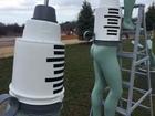 Avon heroin sculpture: Residents react