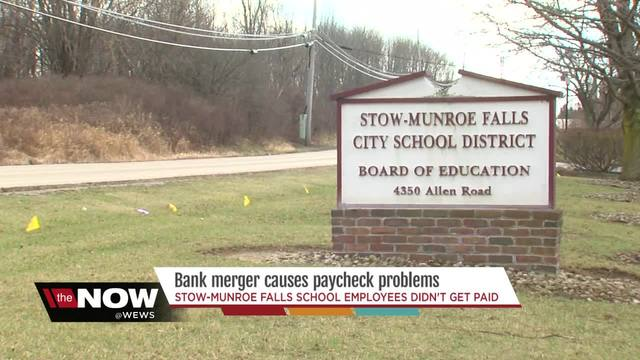 School district employees without paychecks Friday- cite Huntington…